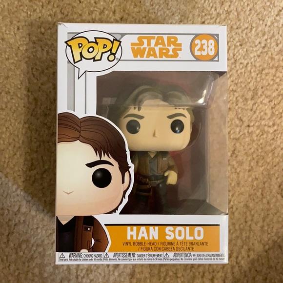 Han Solo Funko Pop
